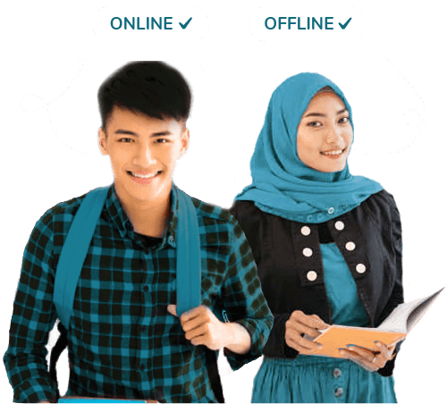 Les privat Jogja Online dan Offline
